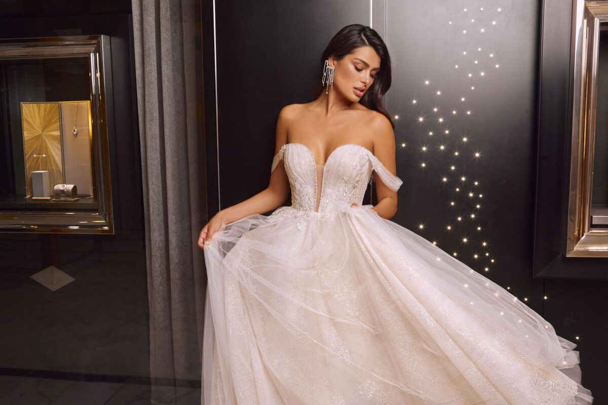 WEDDING TRENDS 2021 IN A NEW COLLECTION BY ARMONIA